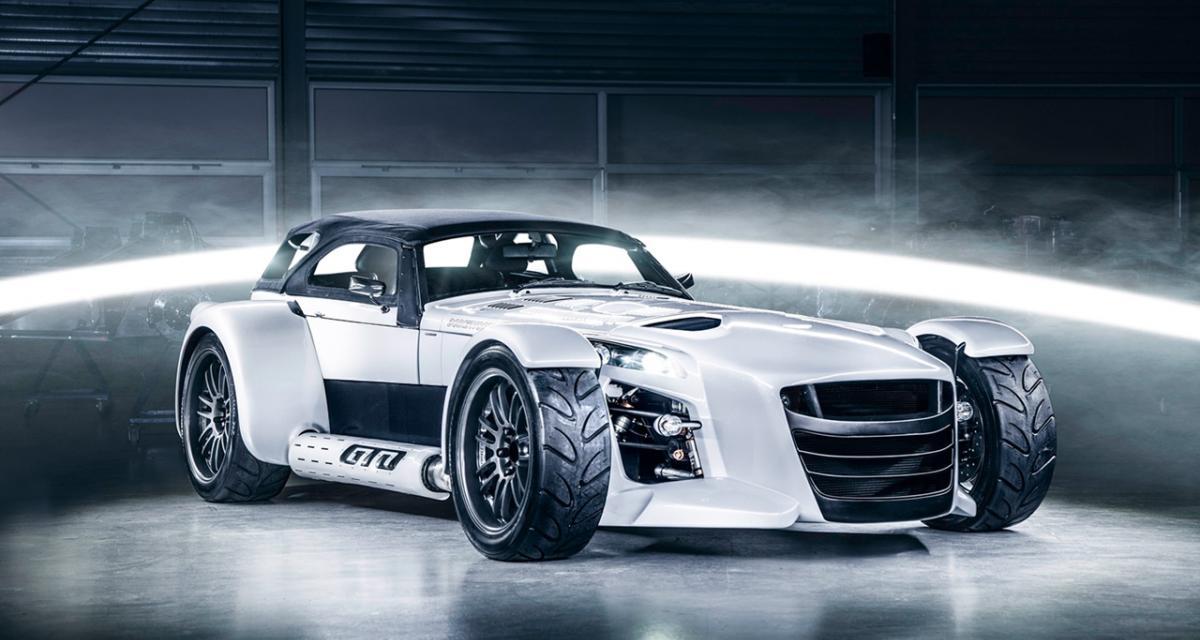 Donkervoort D8 GTO : une série limitée pour un record du tour