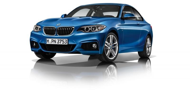 Nouvelle BMW 218i : un 3 cylindres de Mini Cooper