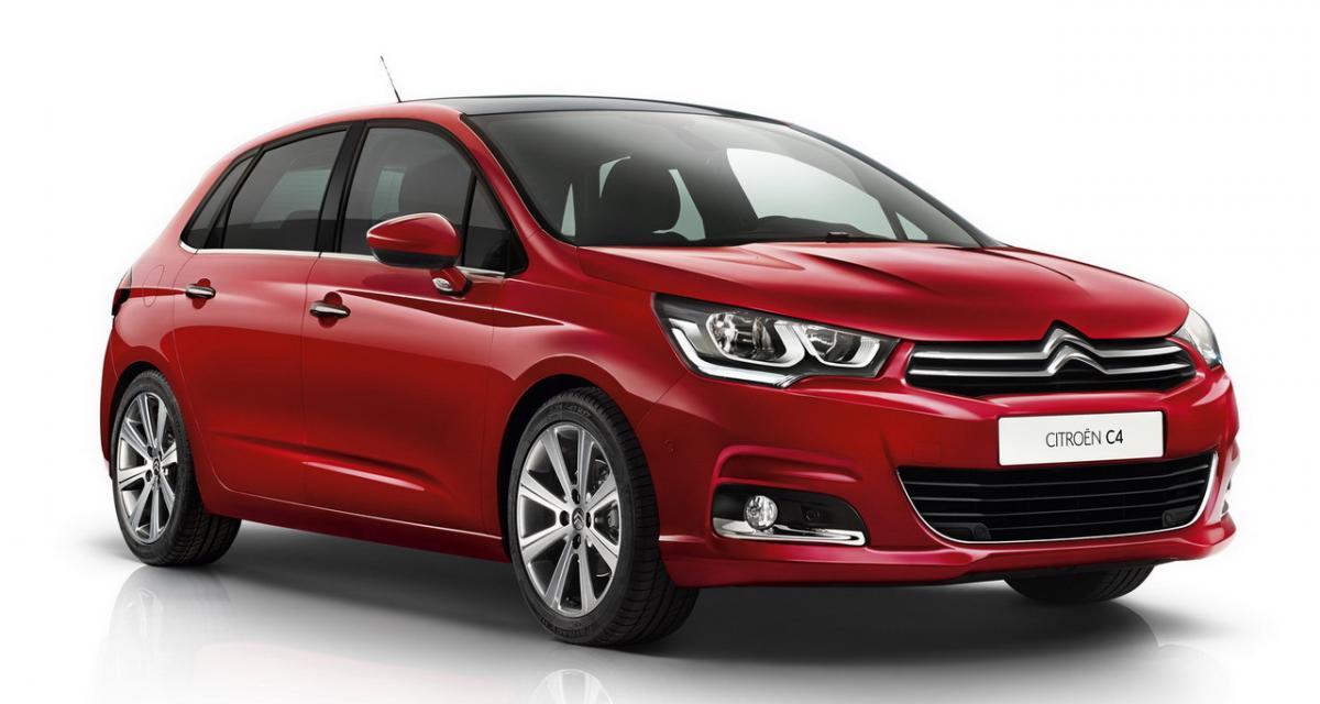 Citroën C4 restylée : nouveau regard et nouvelles mécaniques