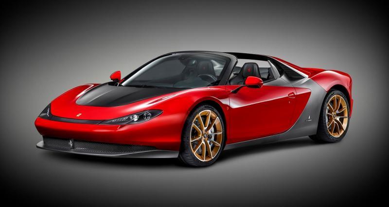 Ferrari Sergio : une 458 très Speciale
