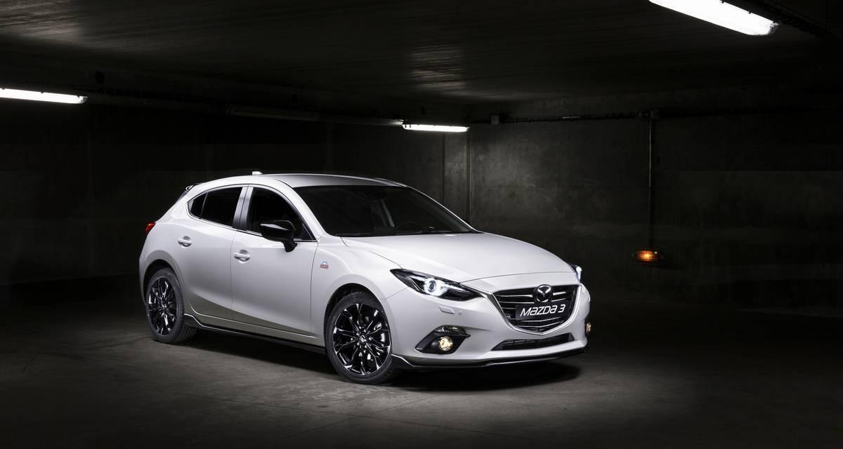 Mazda3 Trophée Andros : une série limitée sans glace