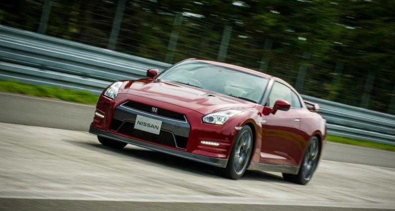 Nissan GT-R 2015 : petite mise à jour et éditions spéciales inédites