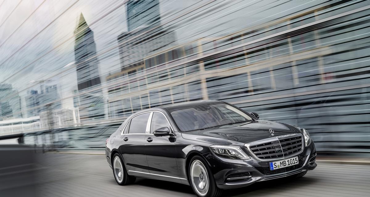 Mercedes-Maybach Classe S : un peu plus près des étoiles