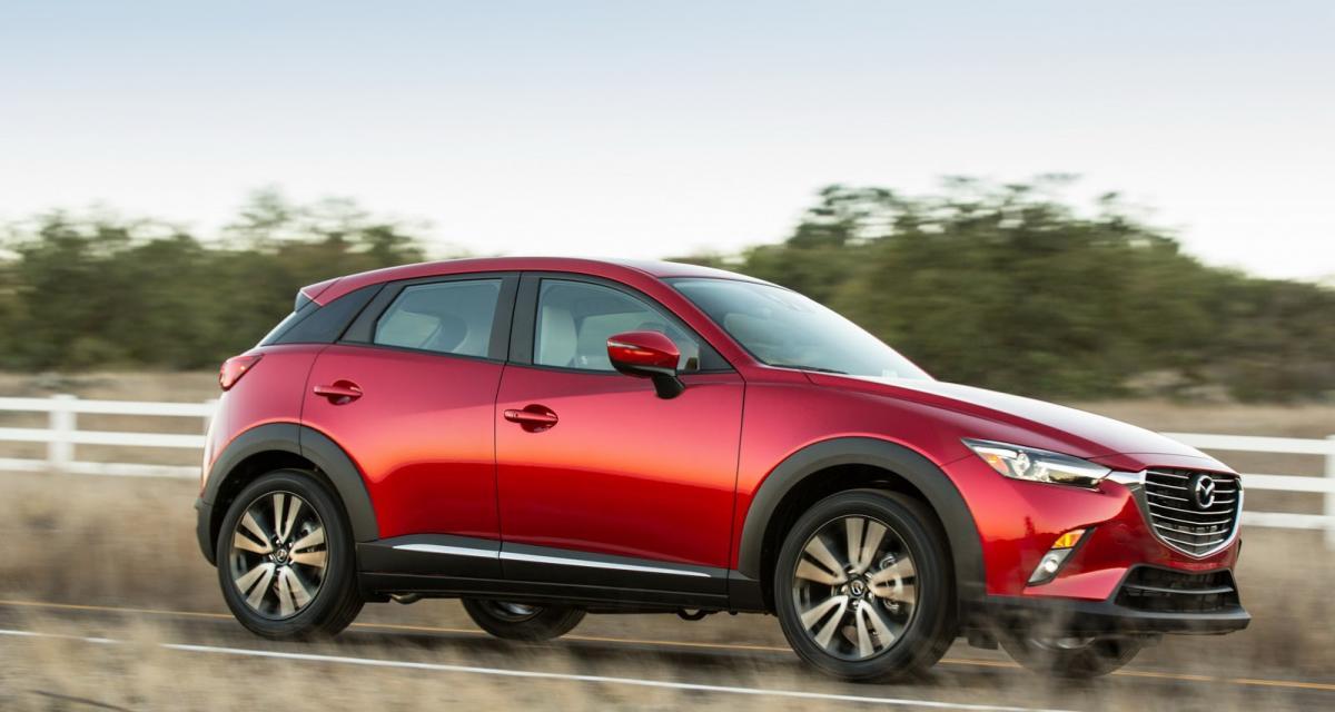 Mazda CX-3 : sur les traces du Juke