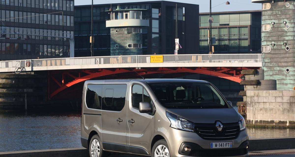 Renault Trafic Combi : les tarifs