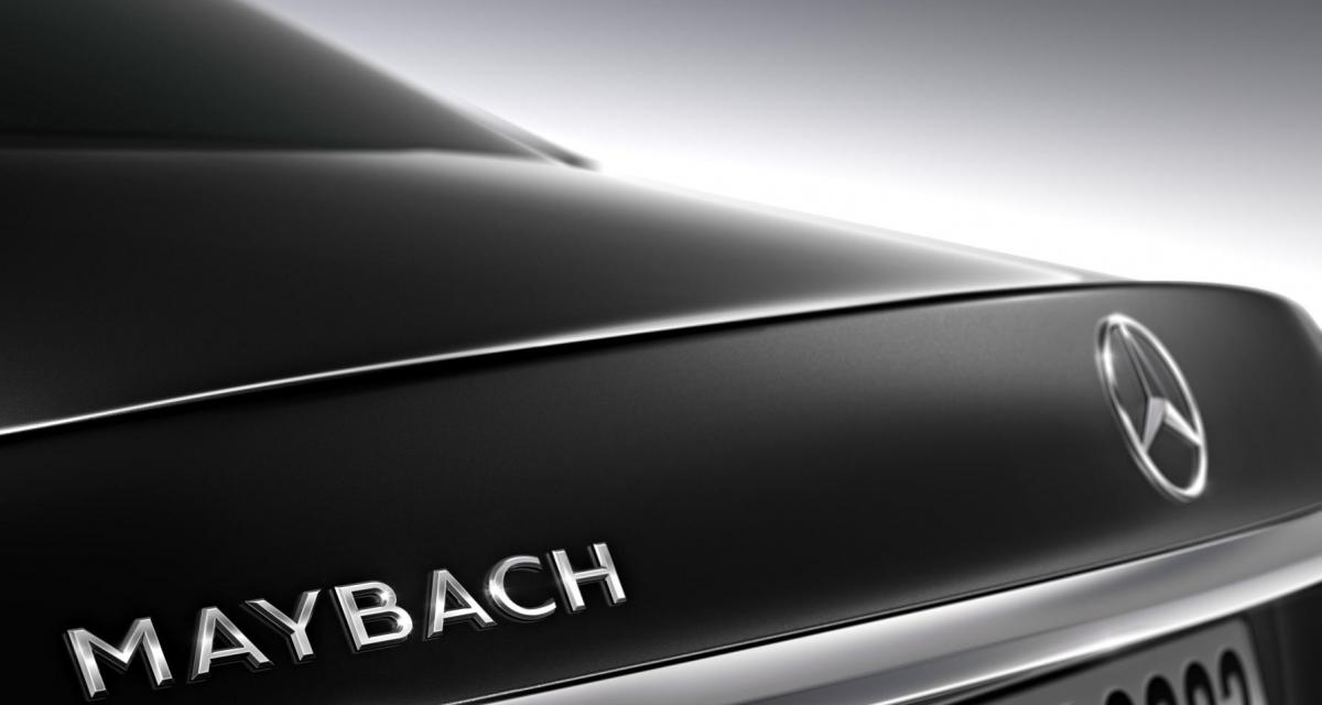 Mercedes ressuscite (encore) Maybach