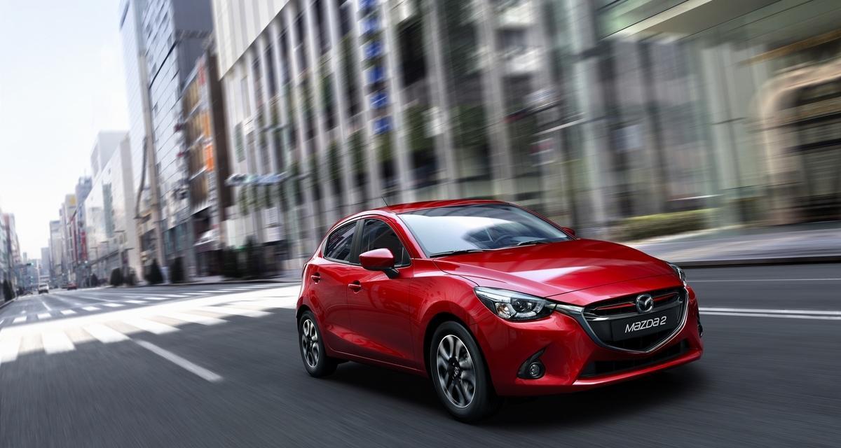 Nouvelle Mazda2 : les tarifs