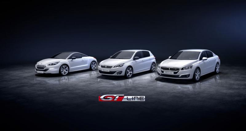 Peugeot 308 et 508 GT Line : les tarifs
