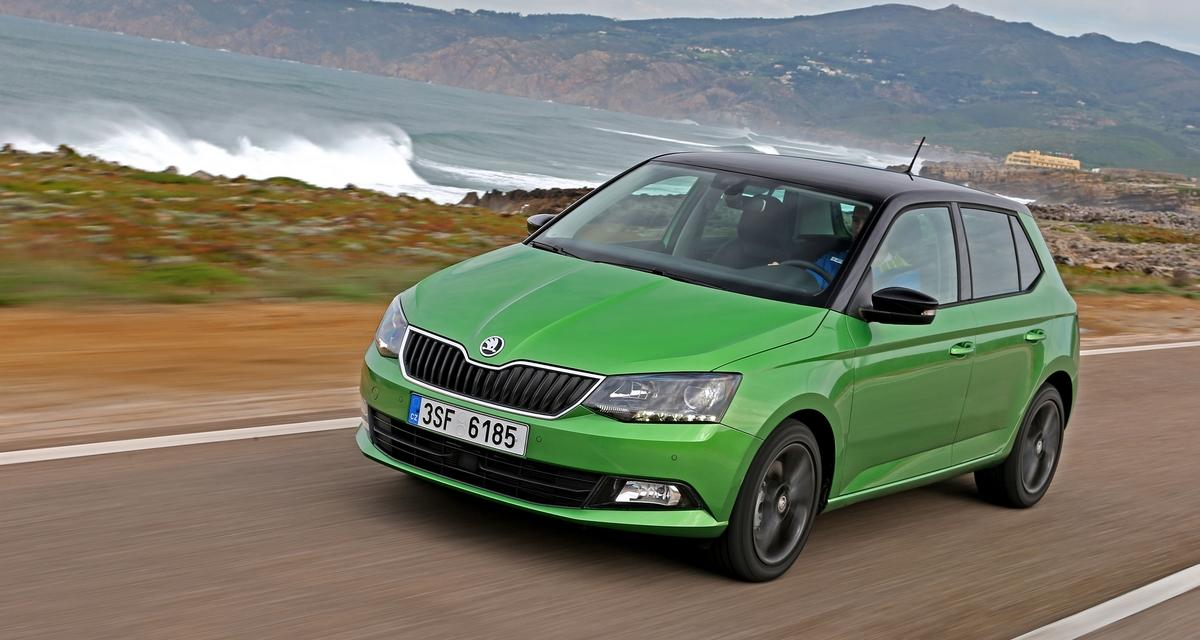 nouvelle skoda fabia les tarifs. Black Bedroom Furniture Sets. Home Design Ideas