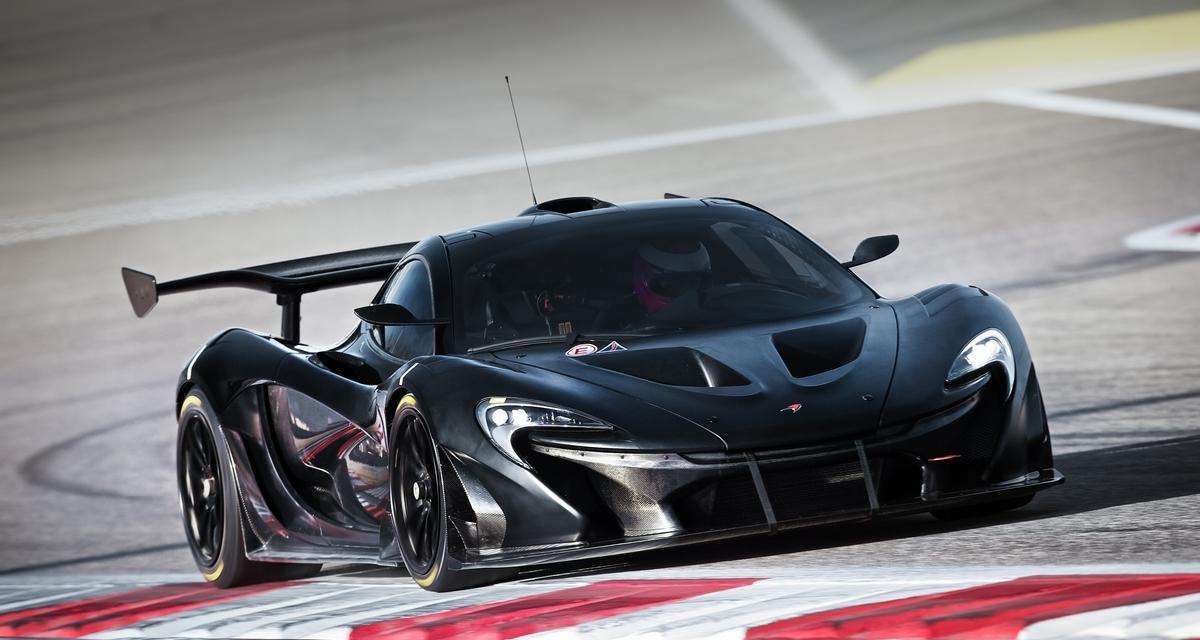 McLaren P1 GTR : elle arrive (+ vidéo)
