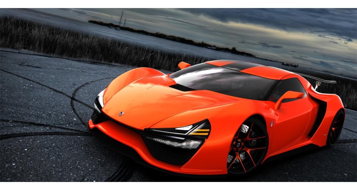 Trion Nemesis : une nouvelle supercar de 2000 ch