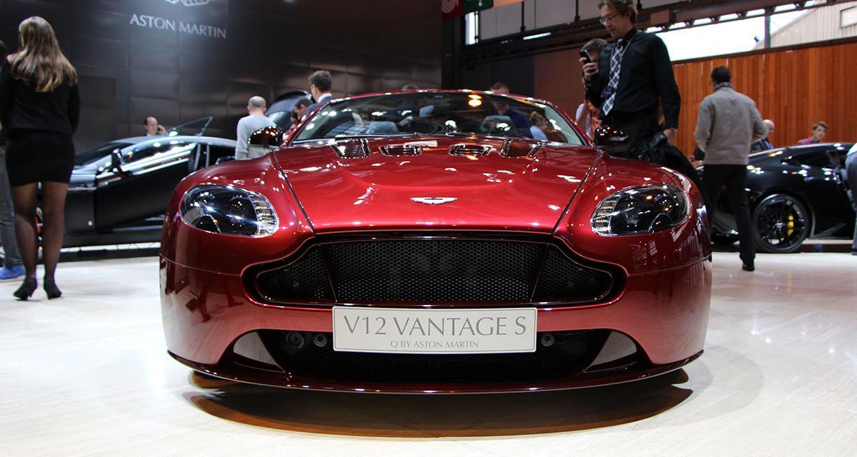 Aston Martin au Mondial : retour à la Porte de Versailles