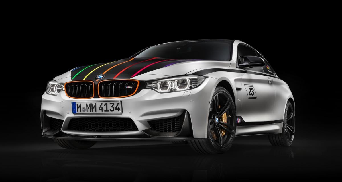 BMW M4 DTM Champion Edition : pour fêter le titre