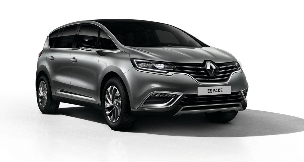 Nouveau Renault Espace, Ford S-Max, Volkswagen Sharan : match à trois