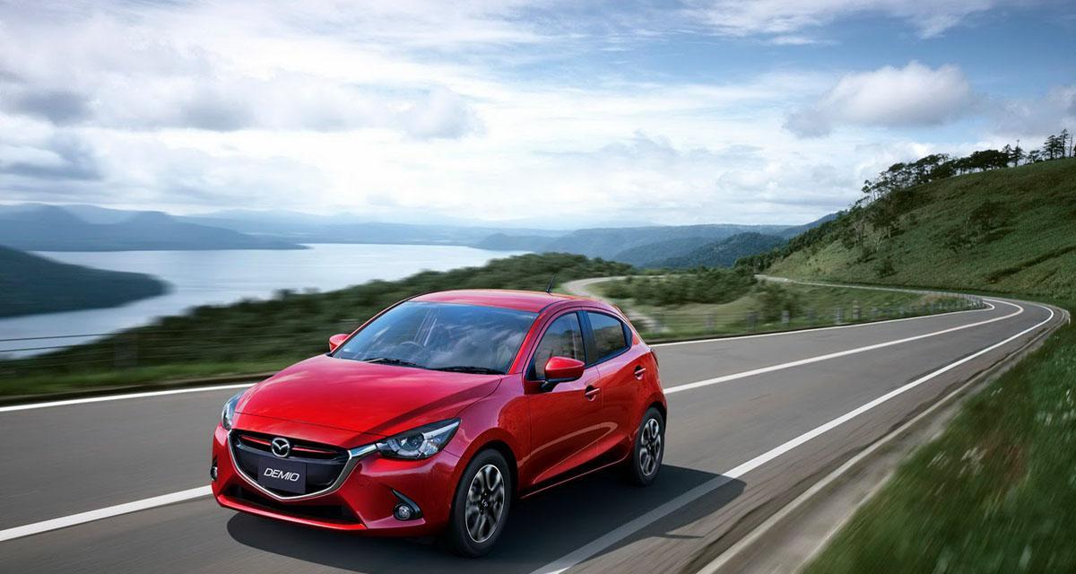 Nouvelle Mazda2 : les caractéristiques techniques