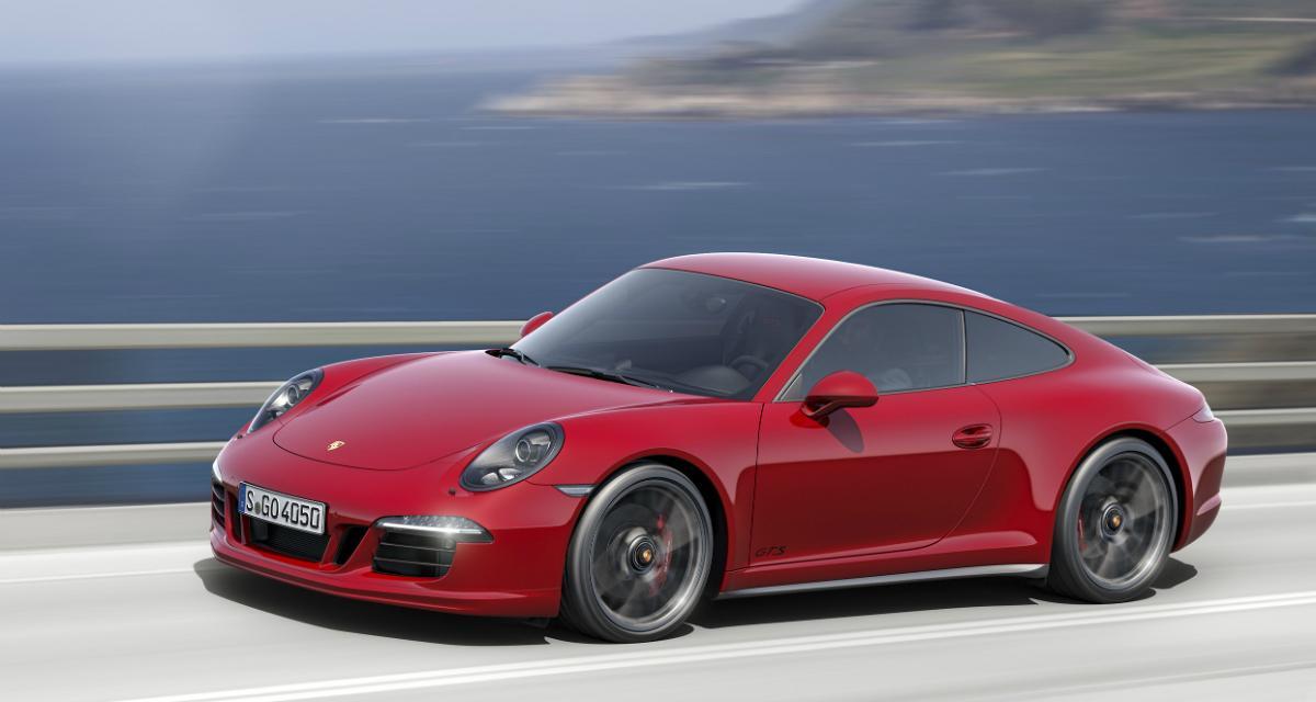Porsche 911 : une nouvelle Carrera GTS de 430 ch