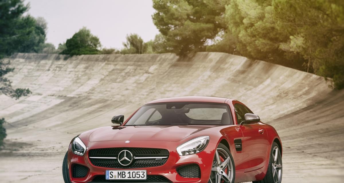 Mercedes-AMG GT et C 63 : tous les tarifs
