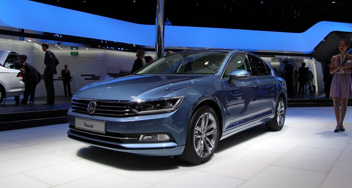 Le stand Volkswagen au Mondial de l'Auto (vidéo)