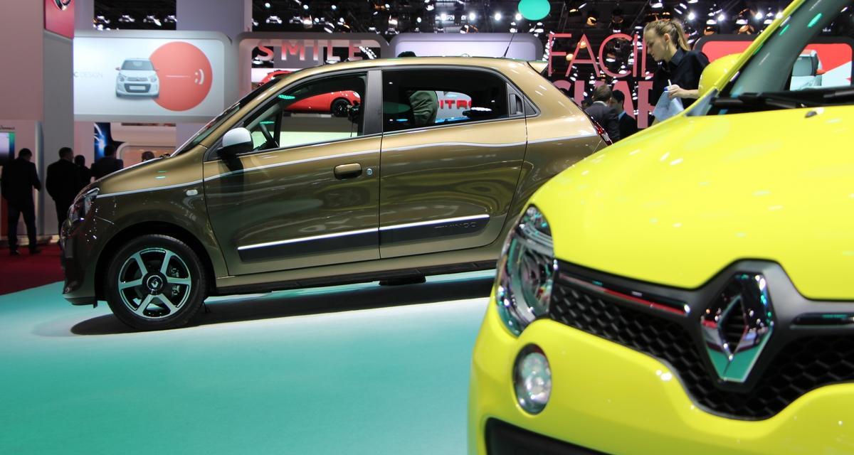 Mondial de l'Auto en direct : Renault Twingo