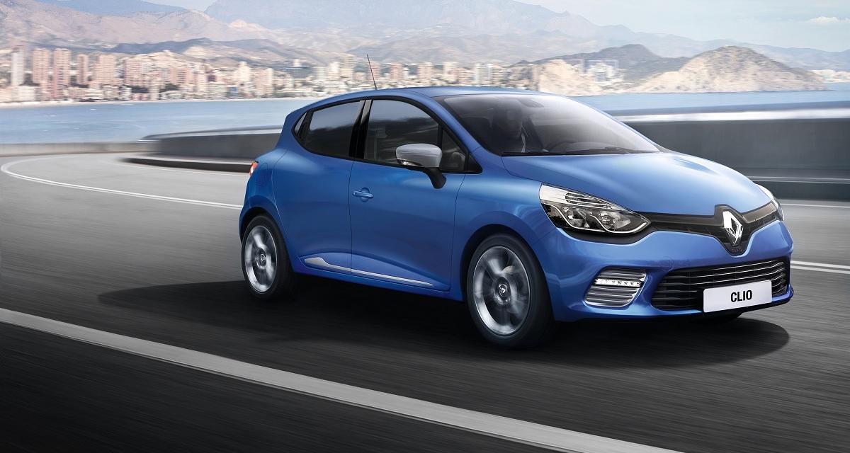 Renault Clio : le pack GT Line fait son entrée