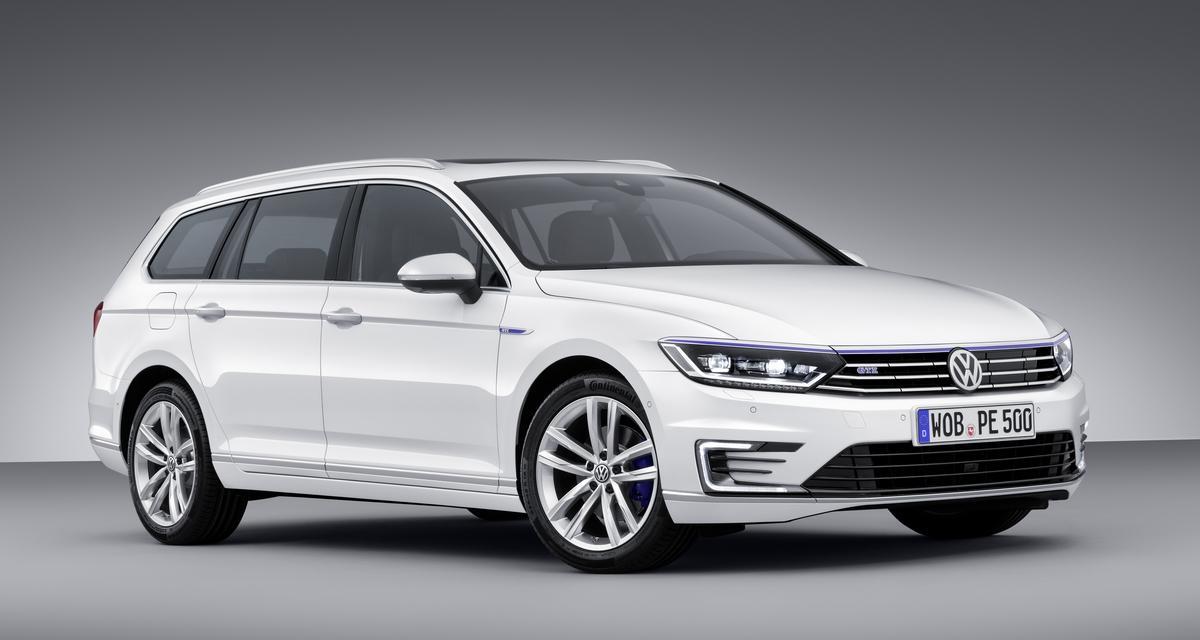 Volkswagen Passat GTE : deux en un