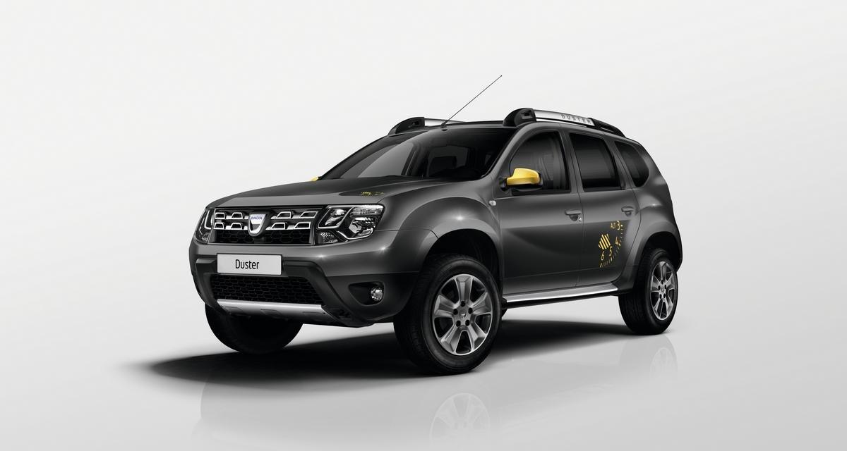 Dacia : des Duster et Sandero suréquipés pour le Mondial