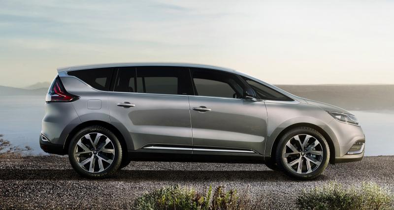 Nouveau Renault Espace : toutes les infos et les photos