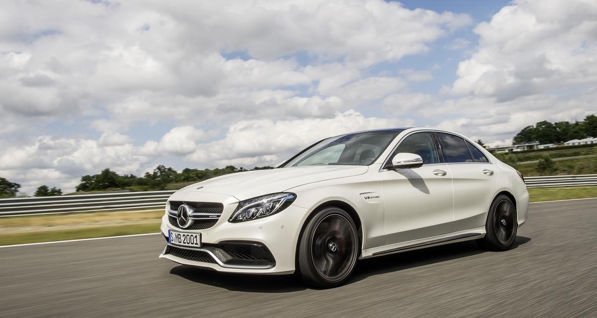Mercedes-AMG C 63 : la suralimentation a du bon
