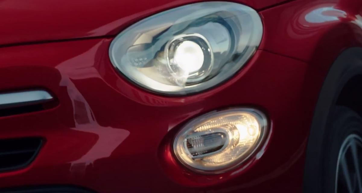 Fiat 500X : elle approche