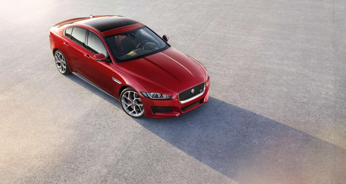 Jaguar XE : 340 ch pour la version S