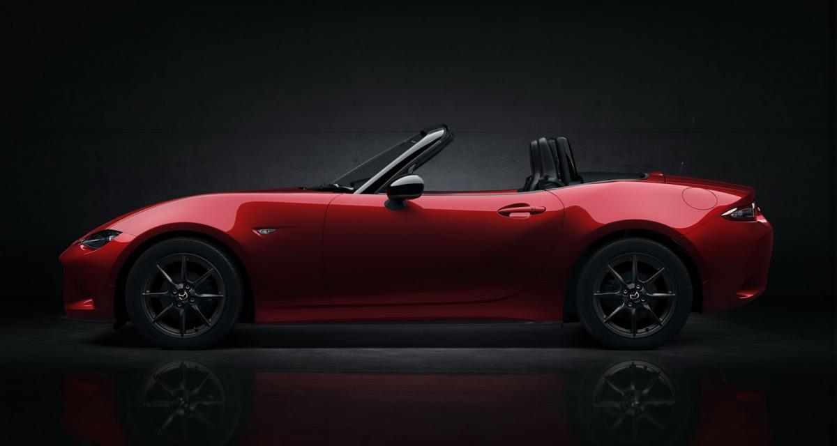 Nouvelle Mazda MX-5 : plaisirs simples