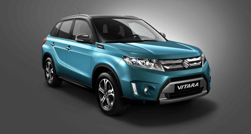 Nouveau Suzuki Vitara : il débarquera au Mondial de Paris