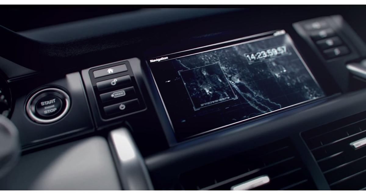 Vidéo : à bord du Land Rover Discovery Sport