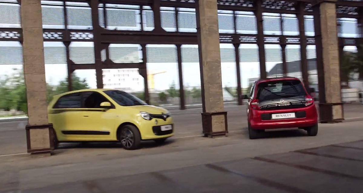 Vidéo : la nouvelle Renault Twingo à l'épreuve de la ville