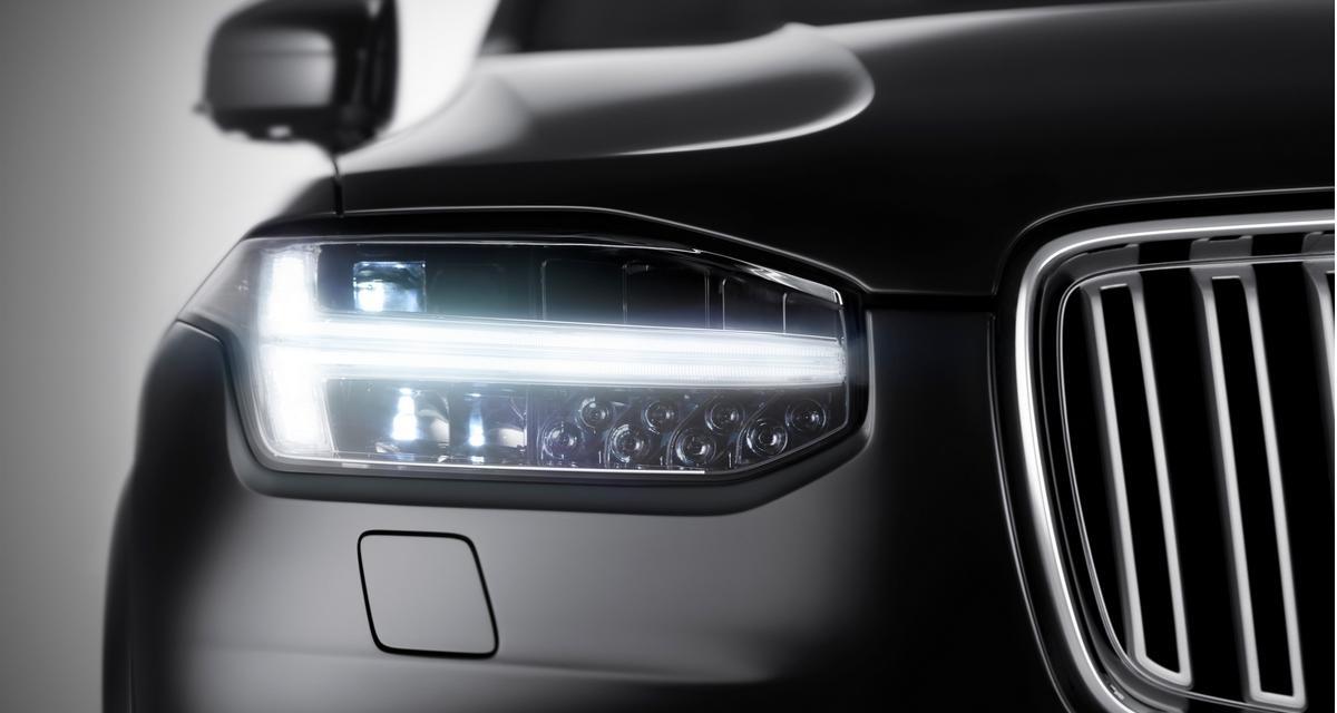 Volvo XC90 : le nouveau SUV nous fait de l'œil