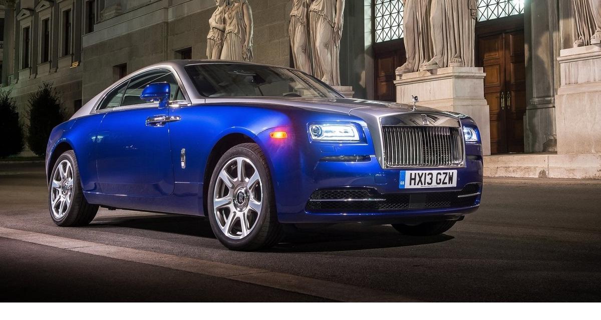 Rolls-Royce Wraith : la version Drophead pour 2016 ?