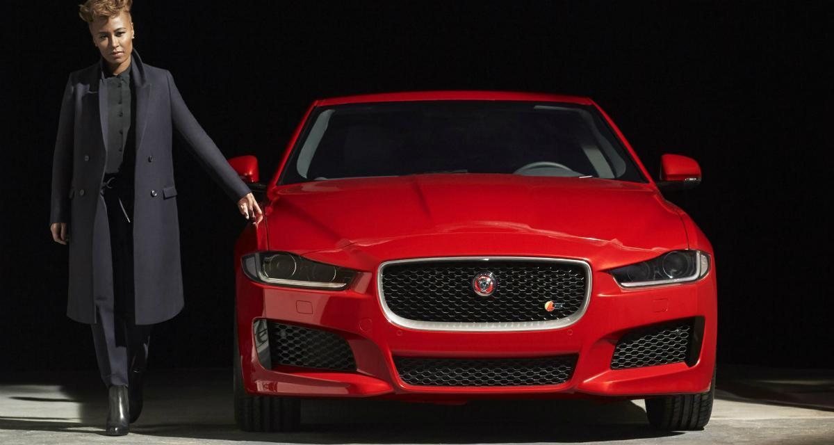 Jaguar XE : moins de 4l/100 km pour la nouvelle berline