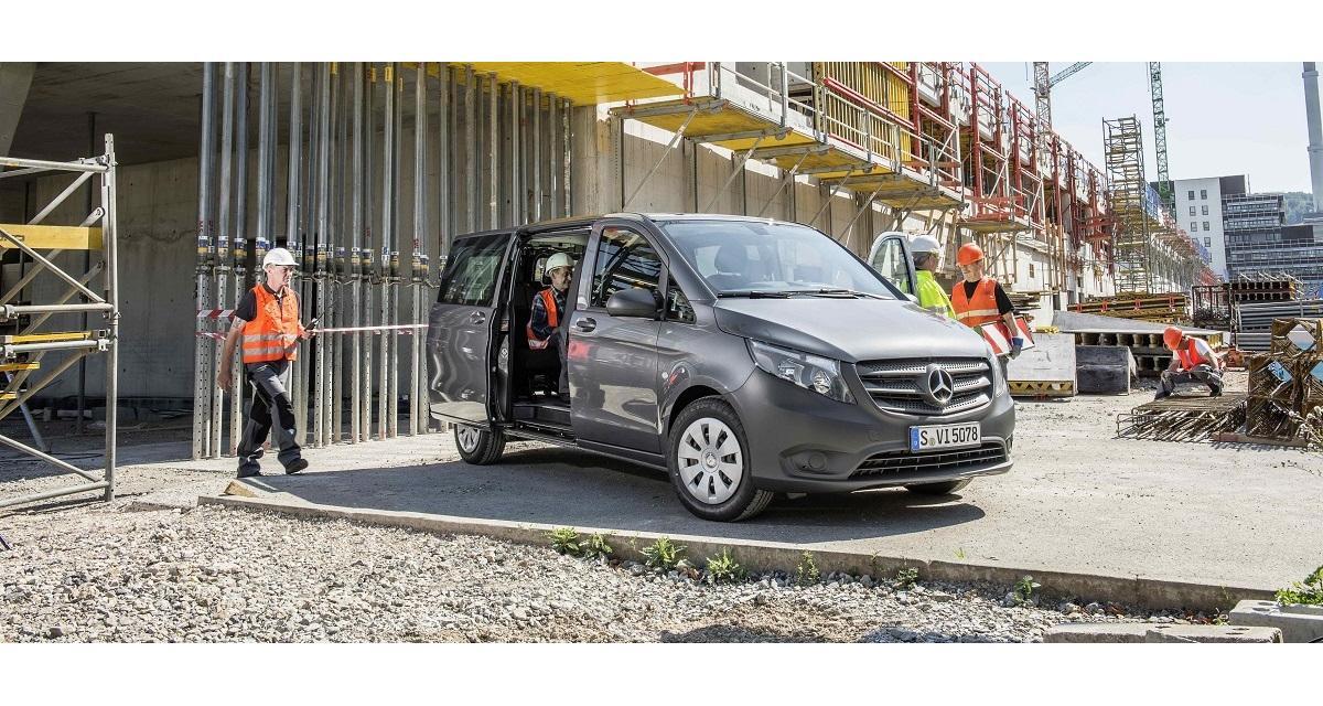 Nouveau Mercedes Vito : utilitaire à tout faire