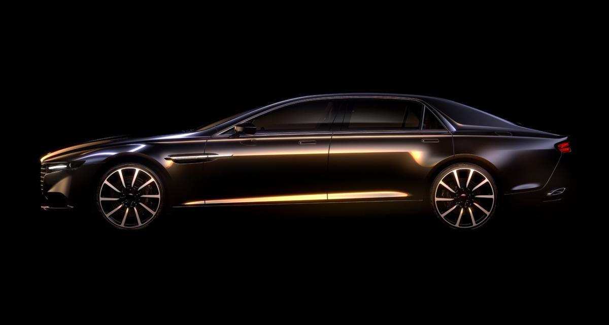 Aston Martin confirme la production d'une future Lagonda