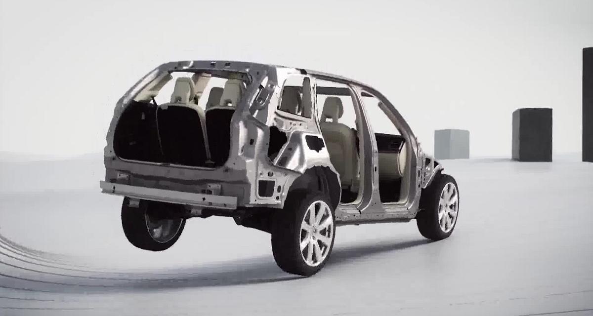 Nouveau Volvo XC90 : la sécurité avant tout