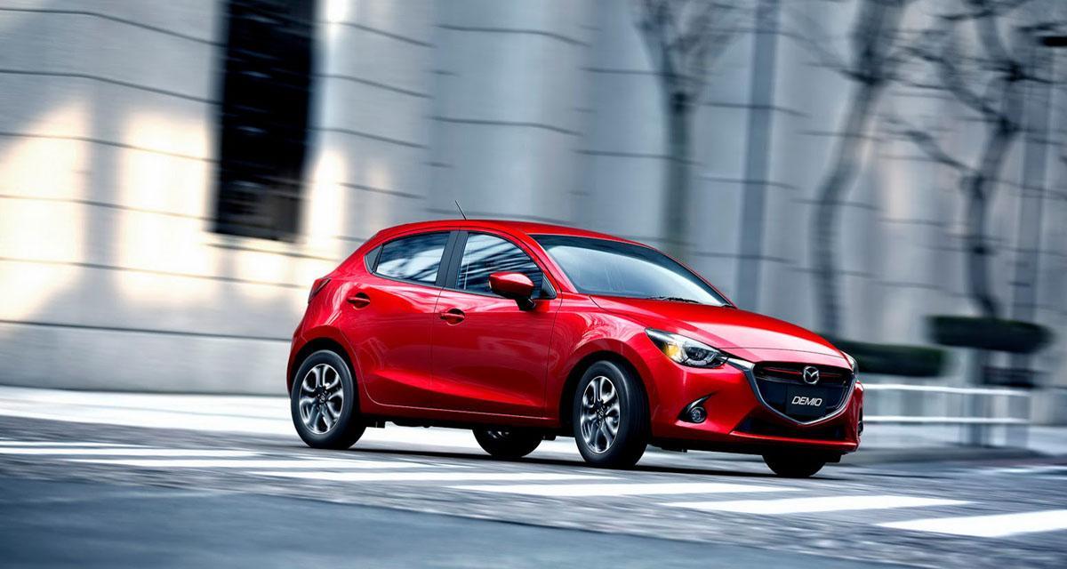 La Mazda2 2014 se dévoile