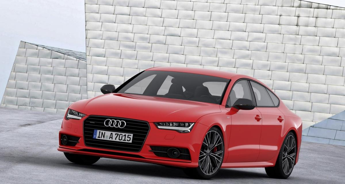Audi A7 3.0 TDI Competition : Diesel de course