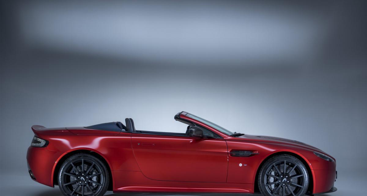 Aston Martin V12 Vantage S Roadster : lettre ouverte