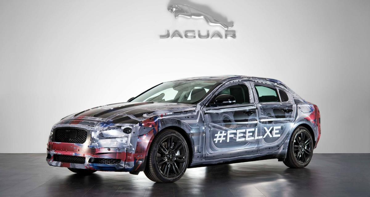 Jaguar XE : présentation officielle le 8 septembre