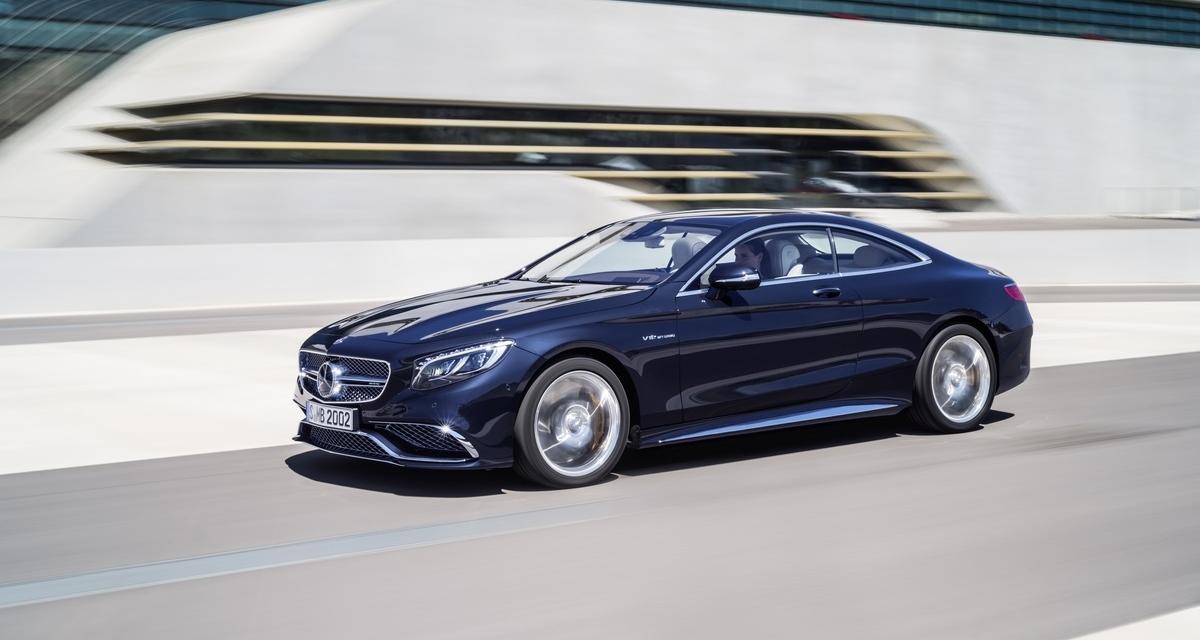 Mercedes S65 AMG Coupé : question de noblesse