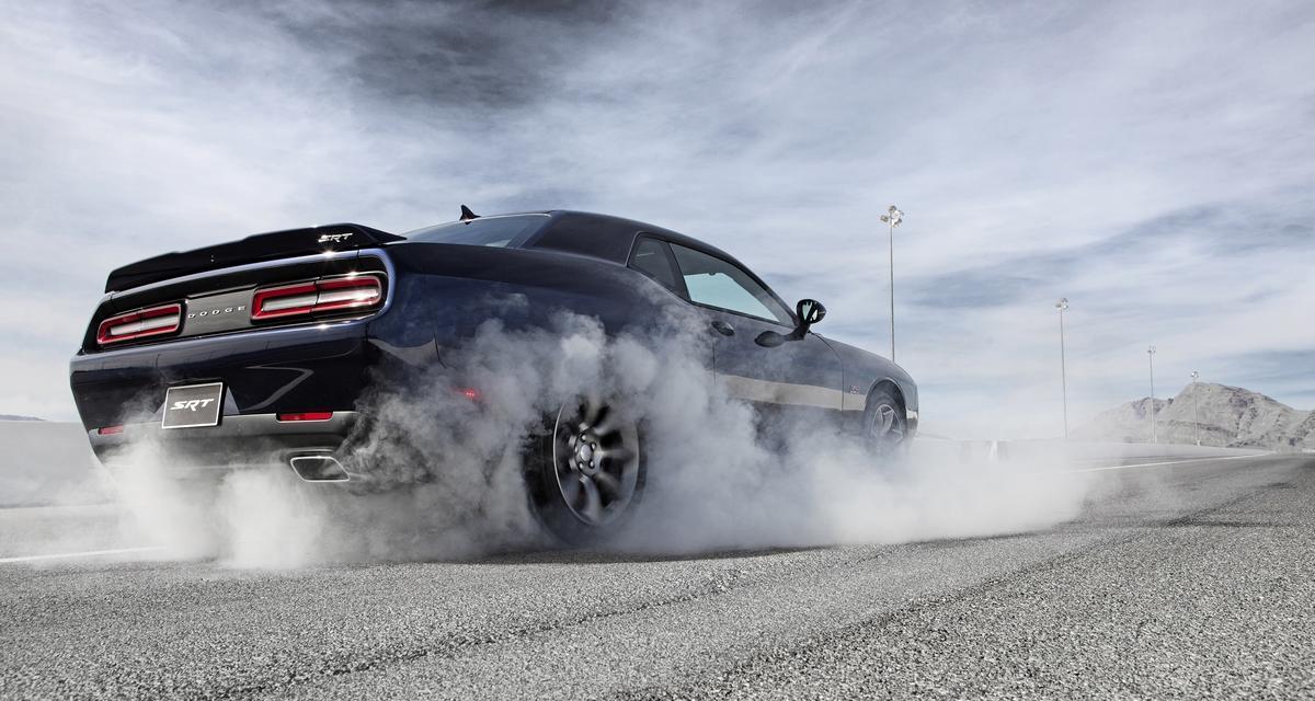 La voiture de la semaine : Dodge Challenger SRT Hellcat