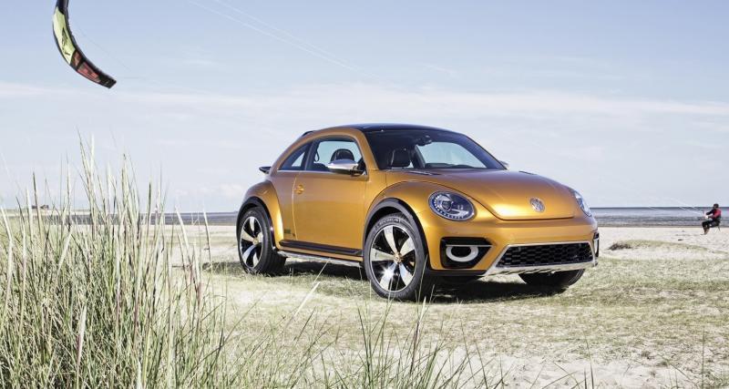 La Volkswagen Beetle Dune sera commercialisée en 2016