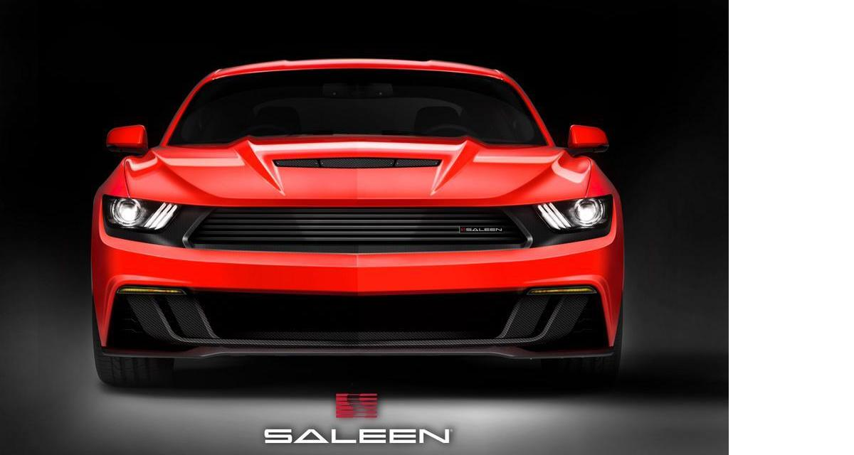 Saleen transfigure totalement la dernière Ford Mustang