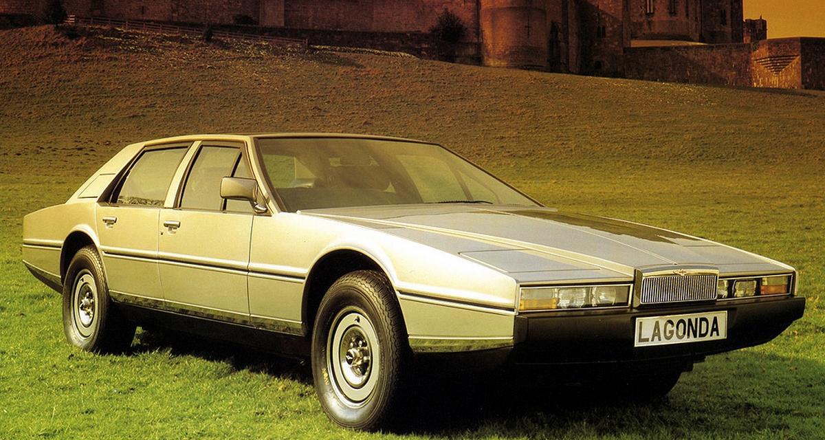 L'Aston Martin Lagonda de retour cette année ?