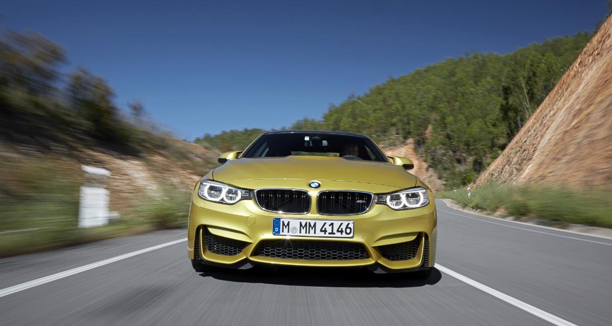 La BMW M4 boucle le Ring en 7 minutes 52